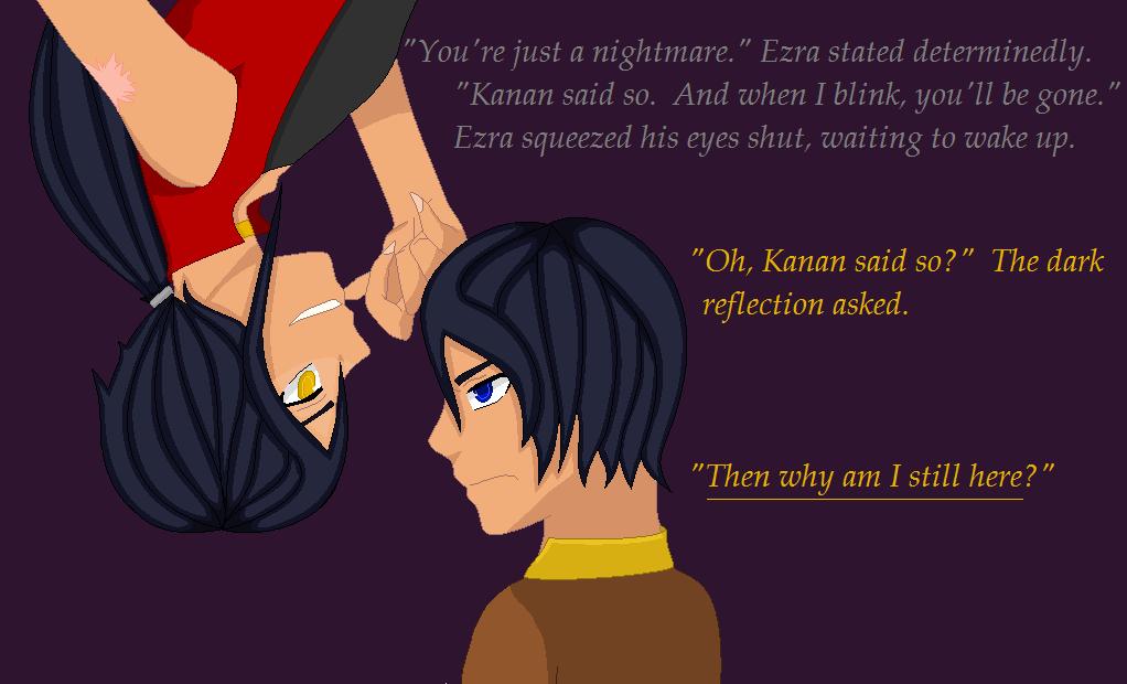 Ezra and Ellie- Wattpad: Star Wars Rebels Fanfic: Ezra's