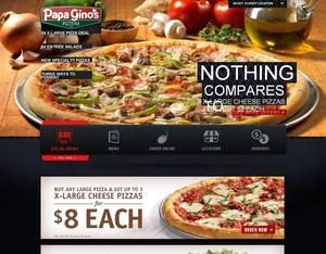 photograph regarding Papa Gino's Printable Coupons referred to as Absolutely free Printable Coupon codes: Papa Ginos Discount codes Warm Coupon codes