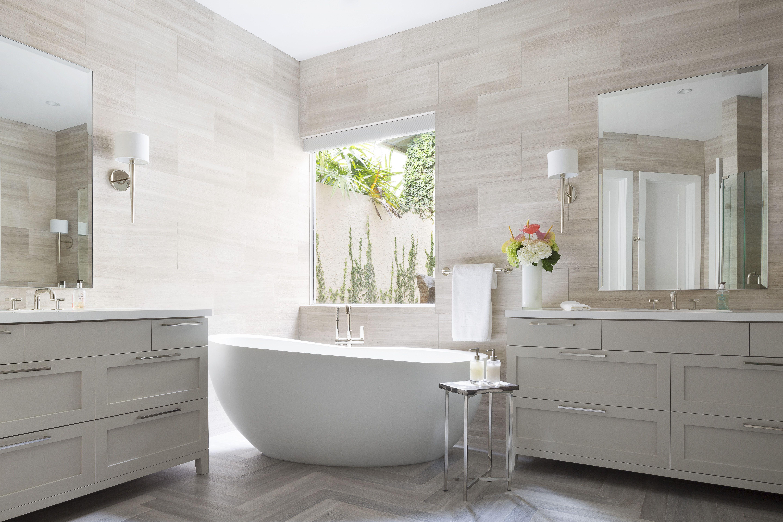 Mod Master Bath By Krista Watterworth Alterman Of Krista Watterworth Design Studio With