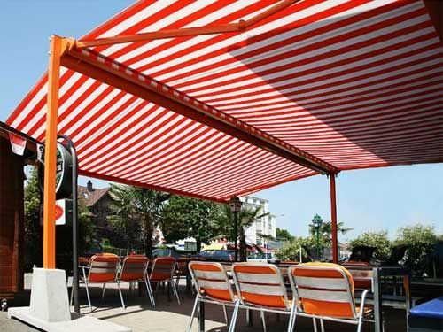 Freestanding Portable Canopies Awnings House Awnings Pool Shade Retractable Awning