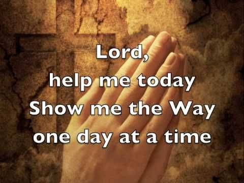 One Day At A Time Sweet Jesus Jim Reeves Praise Songs Jim