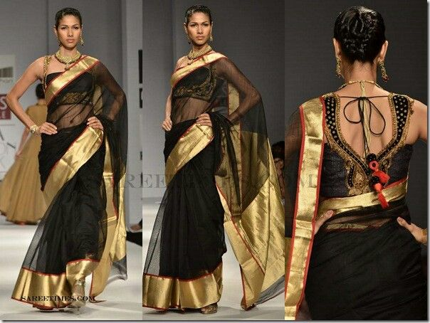 saree blouse design | blouse/choli | Pinterest | Blouse designs ...