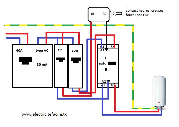 Epingle Par Lahouari Achouri Sur Livre Schema Electrique Maison Schema Electrique Contacteur