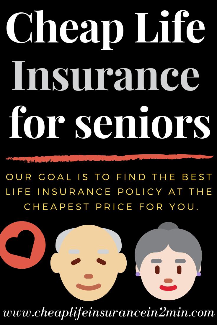 Cheap Lifeinsurance For Seniors Seniorlifeinsurance Can Help