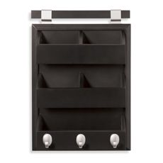 Wall Organization Idea Bed Bath And Beyond Closet Type A Dreams Pinterest Wall