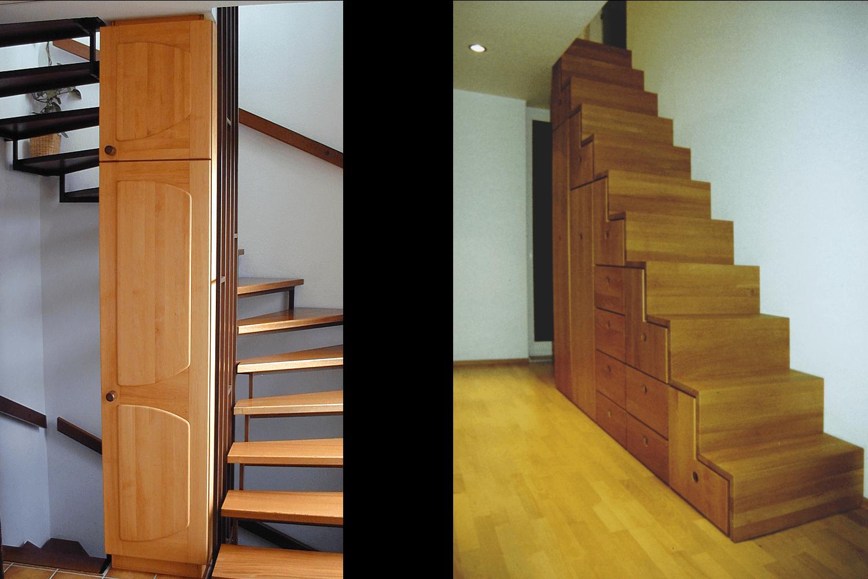 Die Treppe Auf Dem Bild Rechts Gefallt Uns Sehr Gut Incl Laden