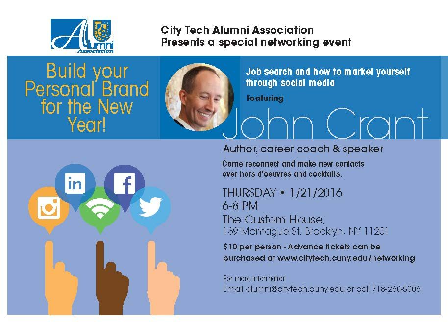 Pin by City Tech Alumni Relations on Events Personal