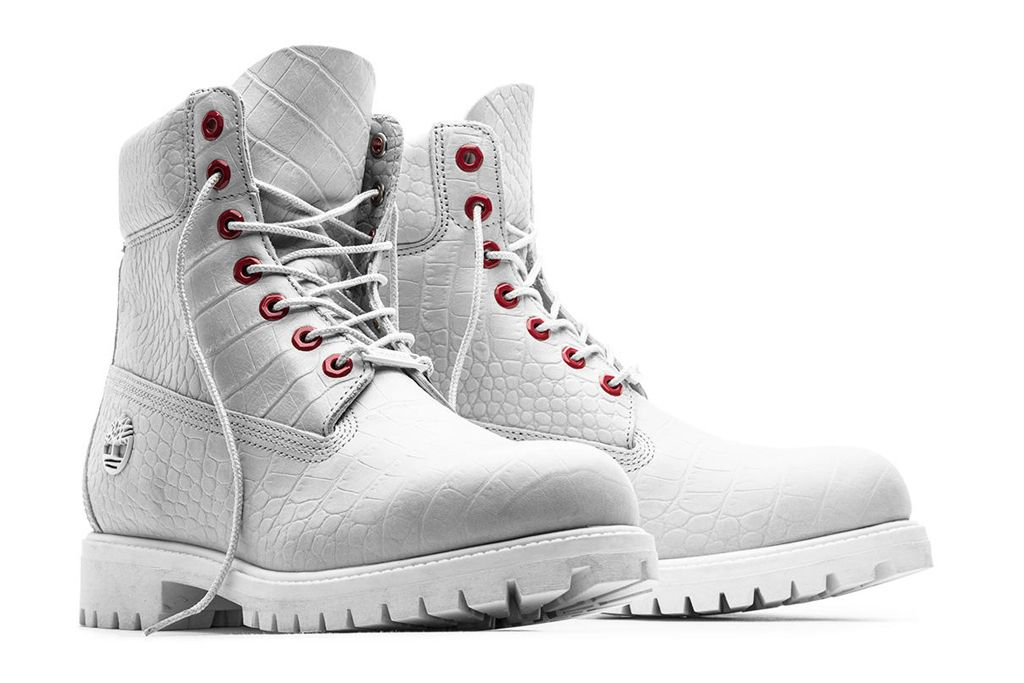 White Timberland Boots For Him his getting these for