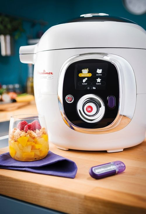 Multicuiseur Intelligent Moulinex Cookeo USB