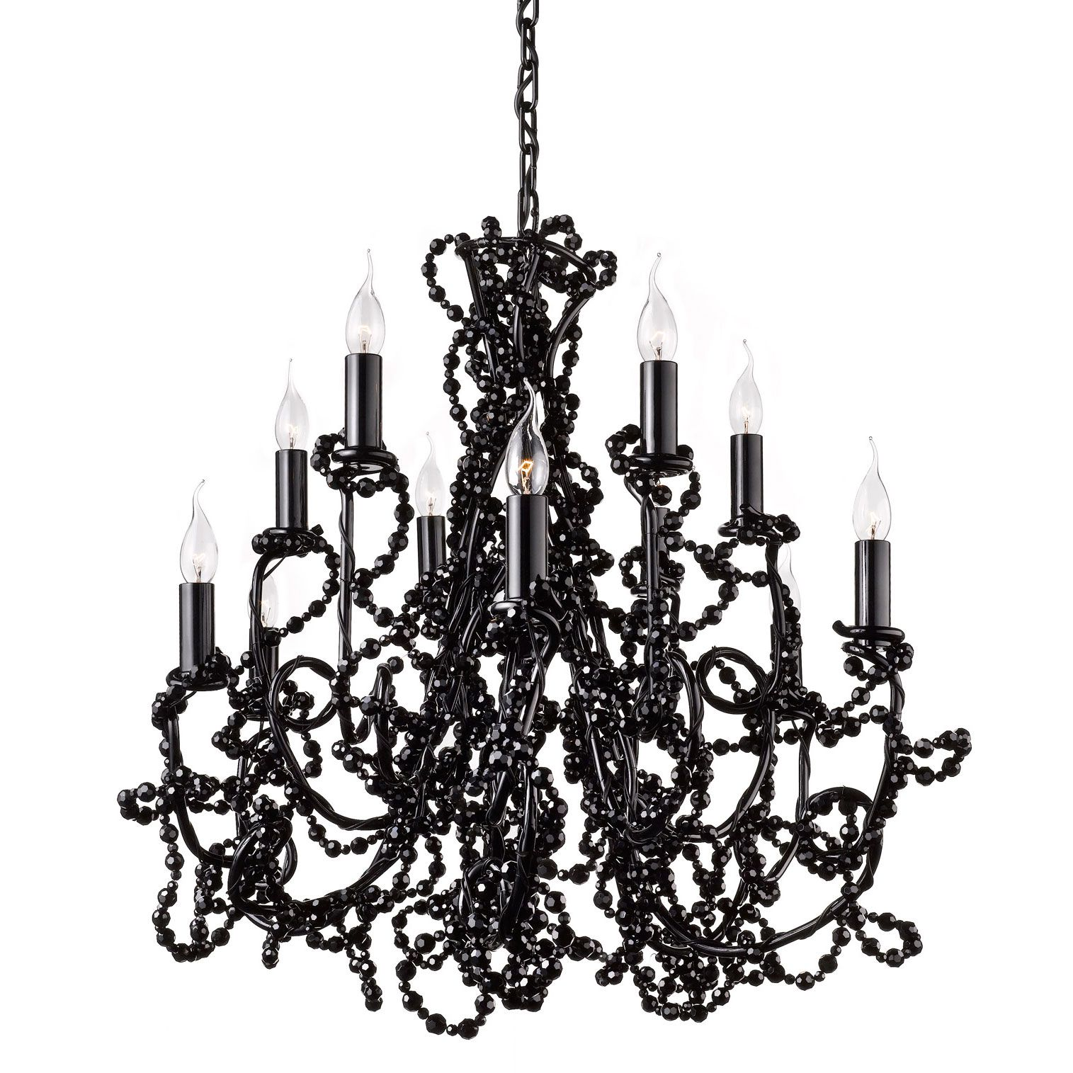From lightology coco small chandelier round is made of steel draped coco small chandelier round is made of steel draped with crystals arubaitofo Image collections