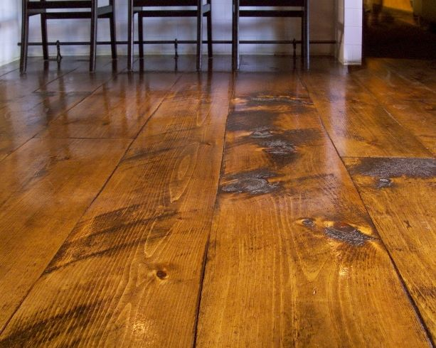 Pine Flooring And Distressed Wood Flooring From Carlisle