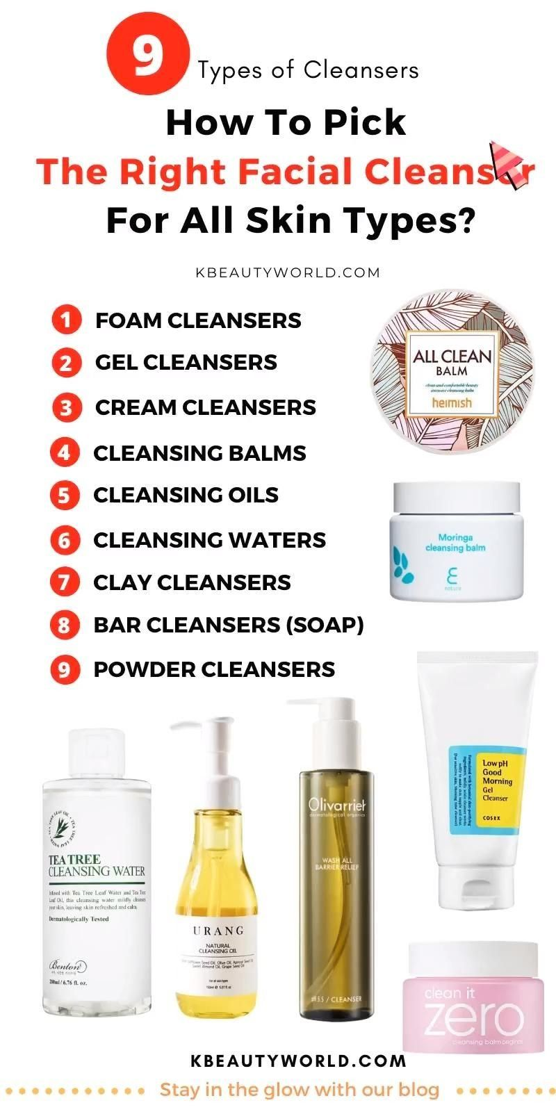 How To Find The Best Facial Cleanser For Your Skin Types 1000 In 2020 Best Facial Cleanser Oily Skin Care Facial Cleanser