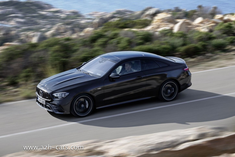 MercedesBenz E53 AMG Coupe 2021 in 2020 Mercedes benz