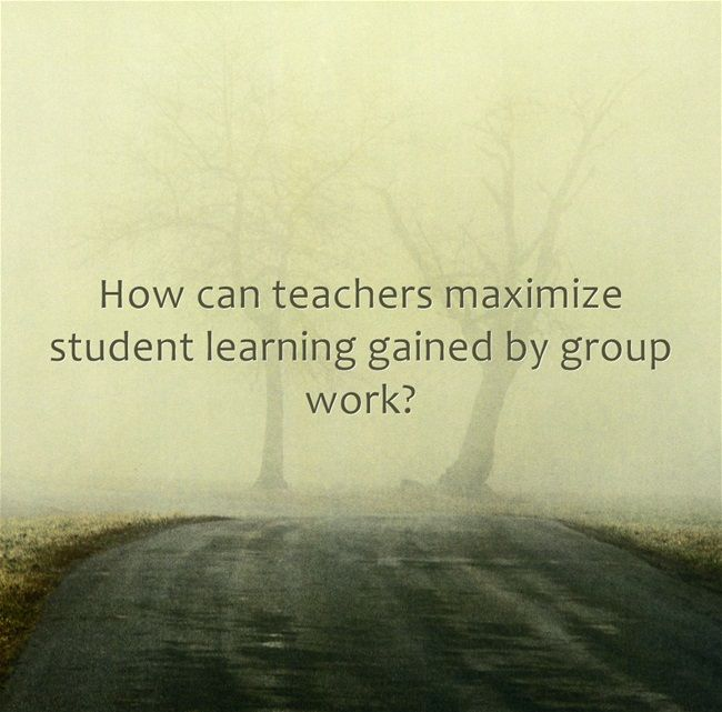 What Are the Best Ways to Handle Group Work in Class? (Opinion)