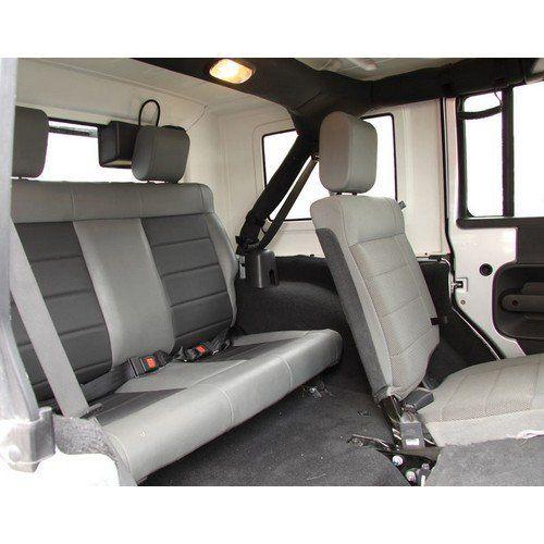 Teraflex 4934200 Third Row Seat Bracket Kit Teraflex Jeep