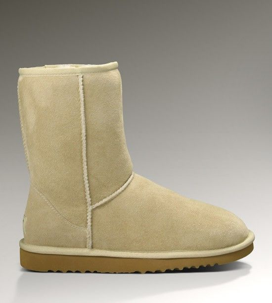 ugg boots womens classic short sand ugg boots womens classic short rh pinterest com