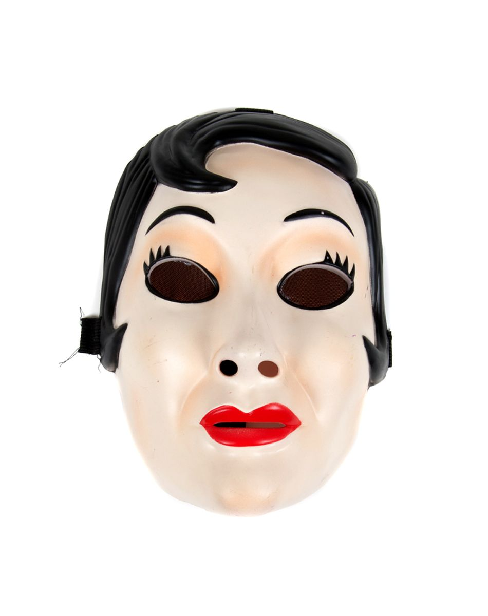 emo girl mask spirit halloween - Creepy Masks For Halloween