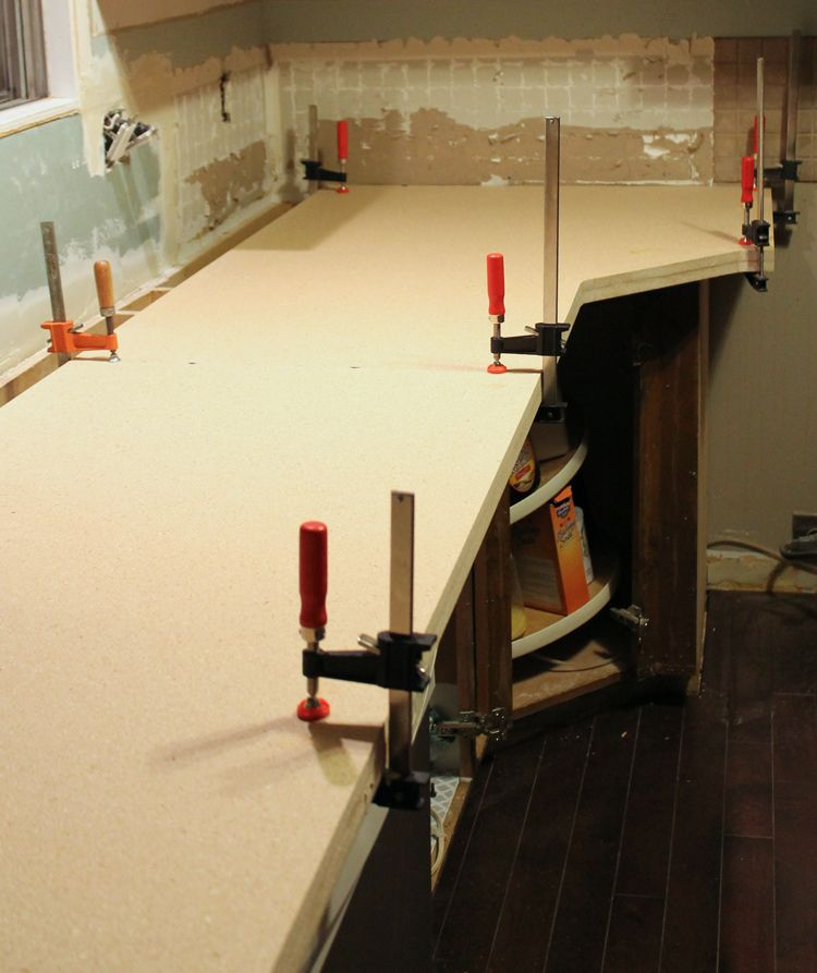 How To Diy Laminate Countertops It Ll Save You So Much Money Diy Kitchen Countertops Kitchen Countertops Laminate Laminate Countertops