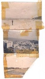 Collage by William S. Burroughs
