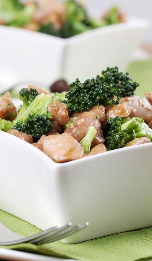 fryst broccoli recept