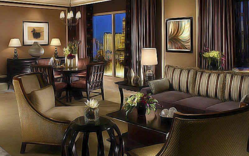 Rooms: Bellagio Rooms Amp Suites Penthouse Suite Las Vegas