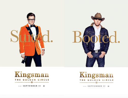 I don't know if I've ever said this out-loud but I LOVEKINGSMAN. I loved everything about the Matthew Vaughn directed action-comedy that centers around a super secret spy organization, the eponymous Kingsman. The main narrative centers around Galahad (played excellently by Colin Firth) and Eggsy (yes, that's his real nickname played by Taron Egerton) who is taken on to be one of the newest in the Kingsman ranks. The story is witty, sharp, satirical and violent. But today, thanks to the…
