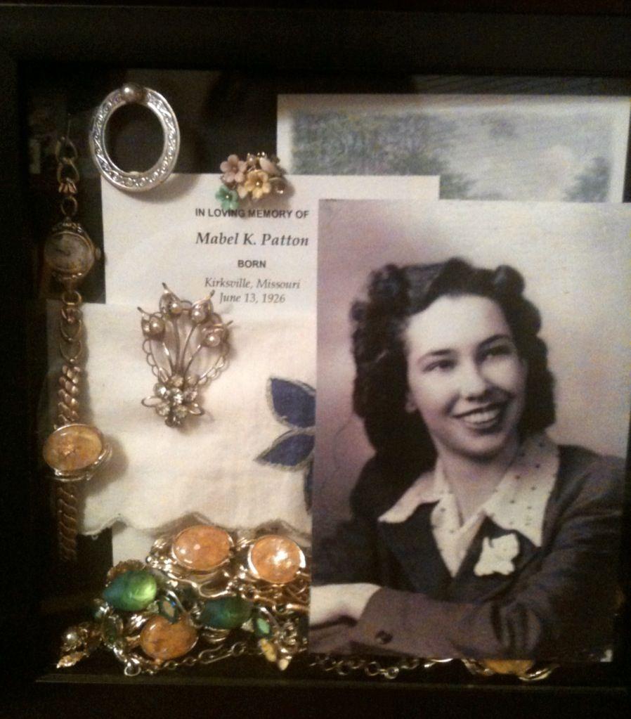 Memory shadow box for my grandpa | Shadow Boxes | Pinterest | Cajas ...