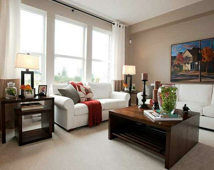 Photo of Light Brown Living Room Inspiration #homedecor #homedecoride