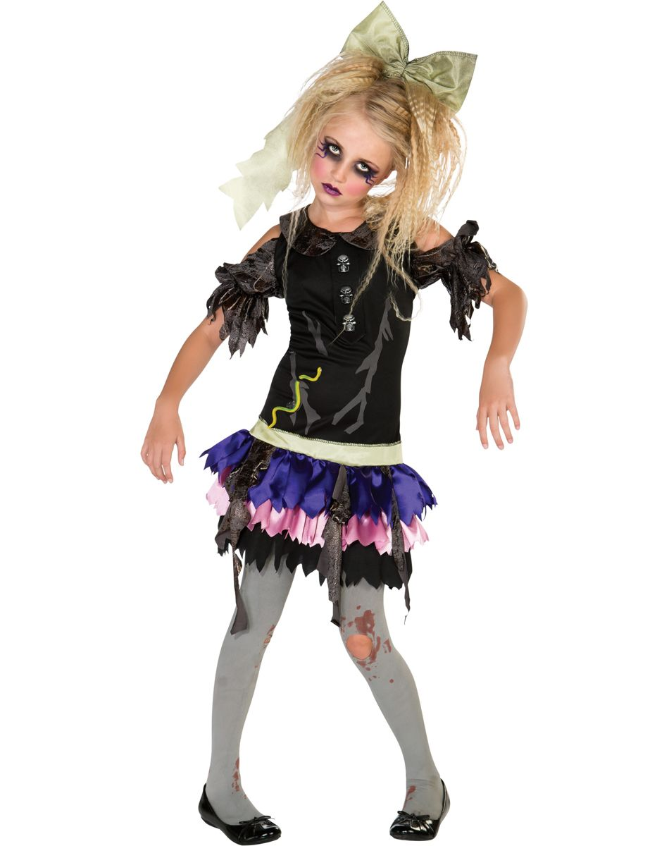 Halloween Zombie Costumes For Girls.Cute Zombie Costume Halloween Costumes Adult Costumes Shop By