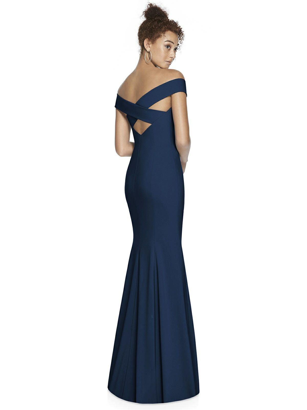 Dessy collection style in bridesmaid dress trends