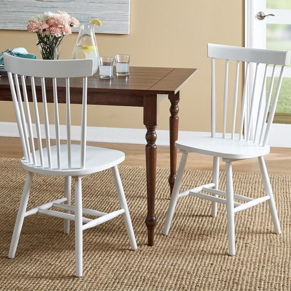 Simple Living Venice Dining Chairs Set Of 2  Dining Room Prepossessing Sale Dining Room Chairs 2018