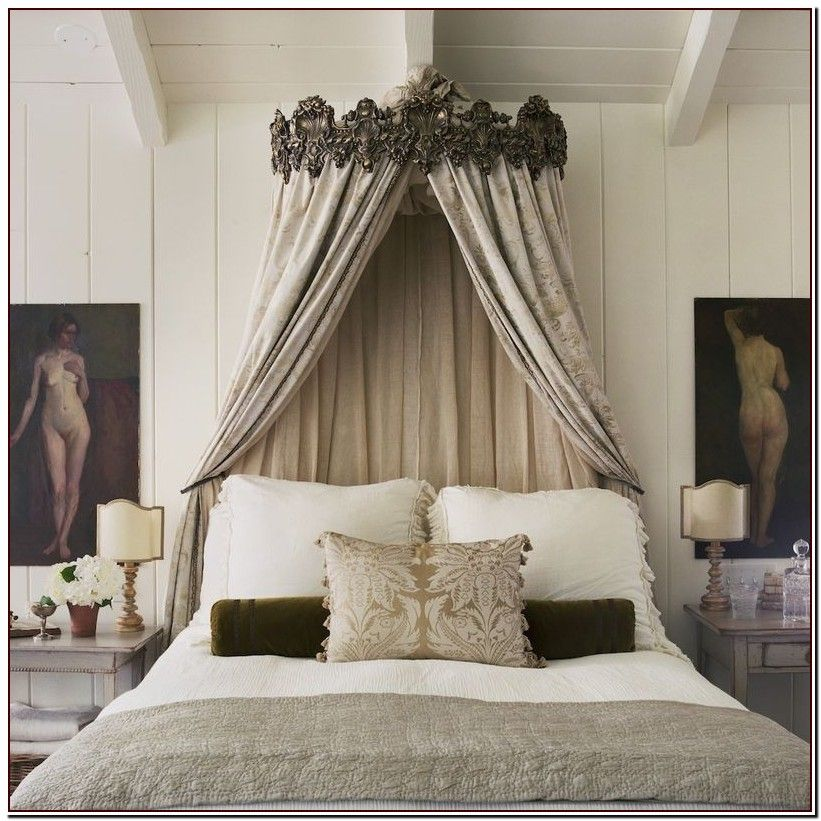 102 Reference Of Bed Canopy Curtains For Sale In 2020 Bed Crown Bedroom Design Chic Bedroom Canopy bed drapes for sale