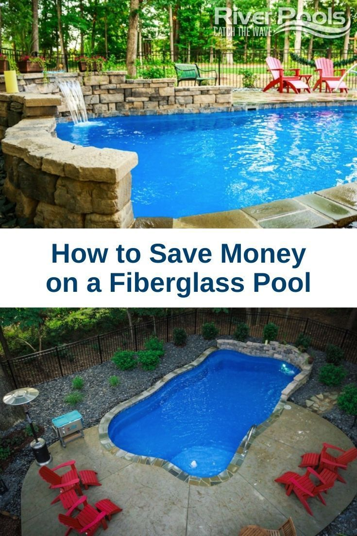 Cheap fiberglass pools 4 ways to save money on your