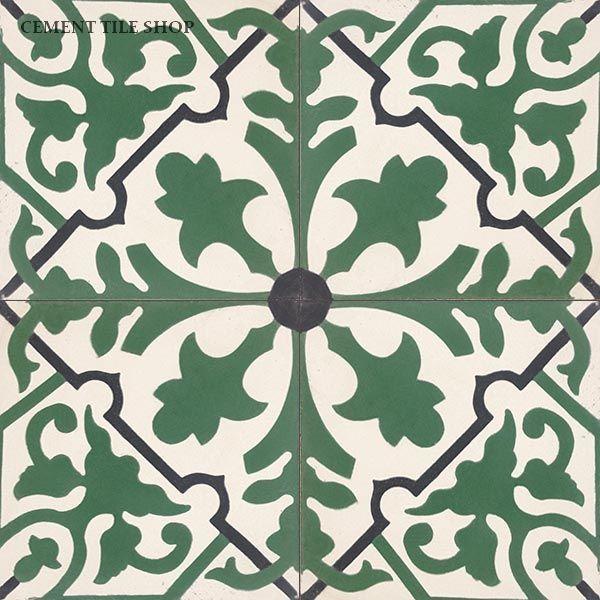 Cement Tile Shop - Encaustic Cement Tile Banchetto