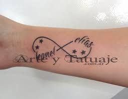 Resultado de imagen para tatuajes de nombres