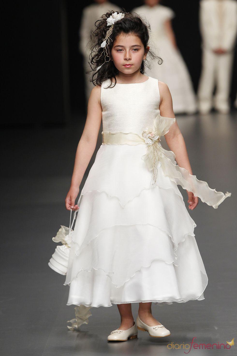 Vestidos nina para bodas madrid