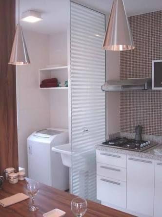 Resultado de imagen para lavanderia de apto pequeno for Cocina y lavanderia juntas