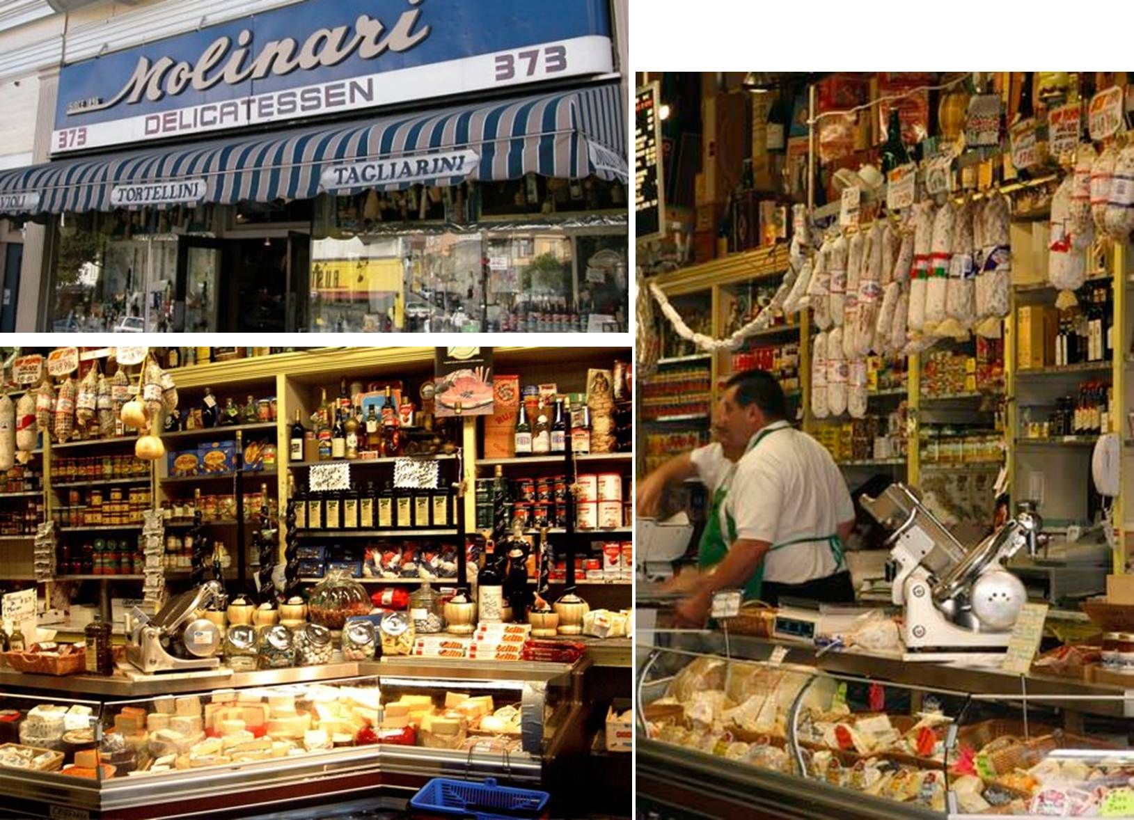 Molinari S Deli In San Francisco I Could Spend Hours In Here Exploring All The Delicious Goodies The Stock Sandwich Shops Best Sandwich San Francisco Travel