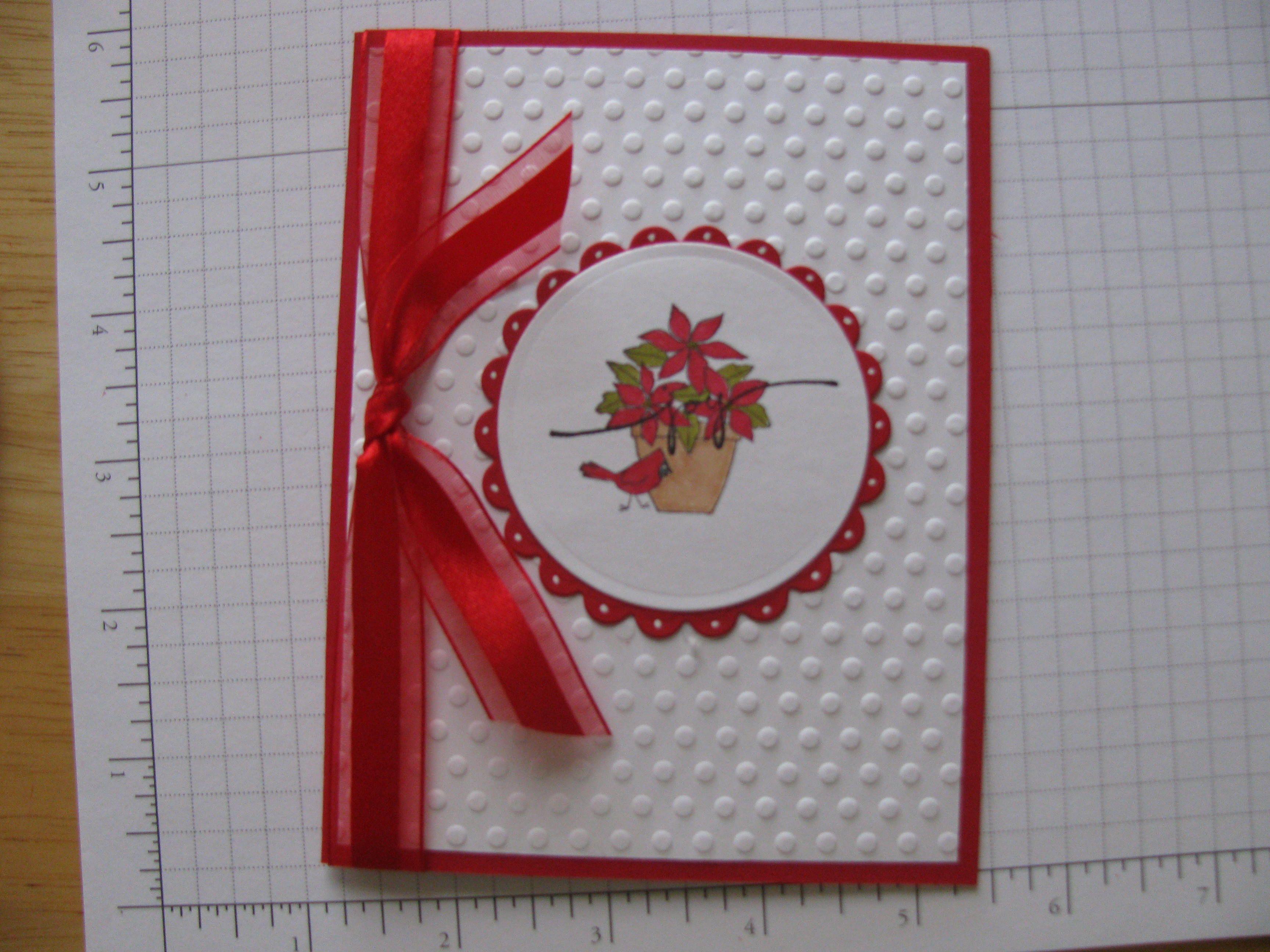 Christmas Card Making Ideas Free Part - 25: Handmade Christmas Cards | Handmade Christmas Card | Karens Handmade Cards