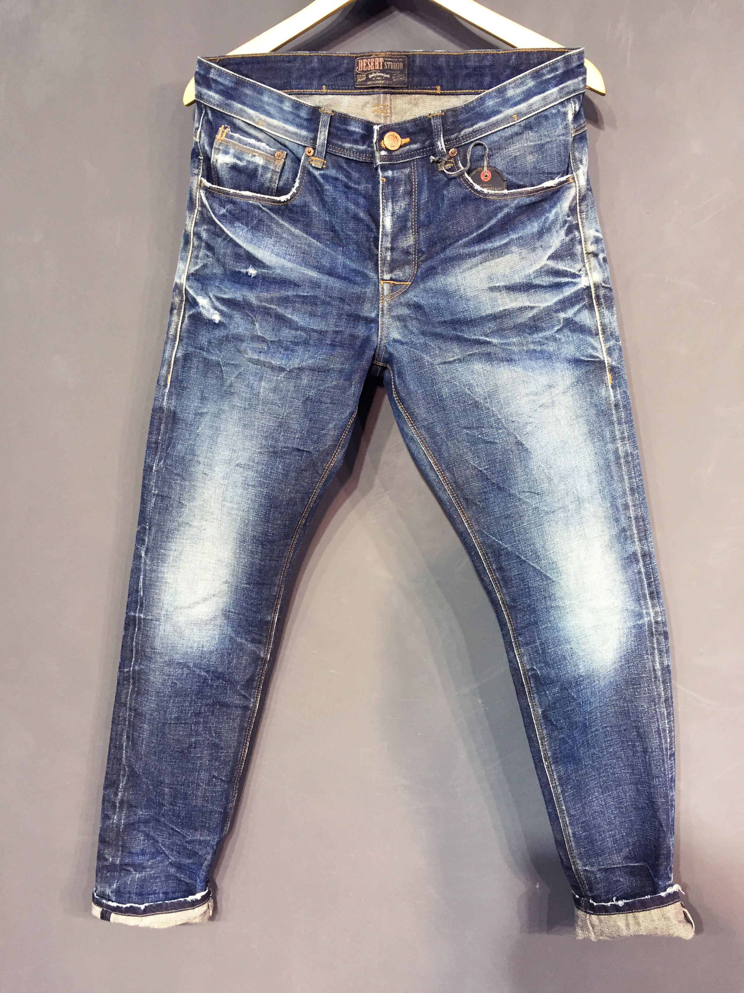 DENIM - Denim trousers Concept hcKyj