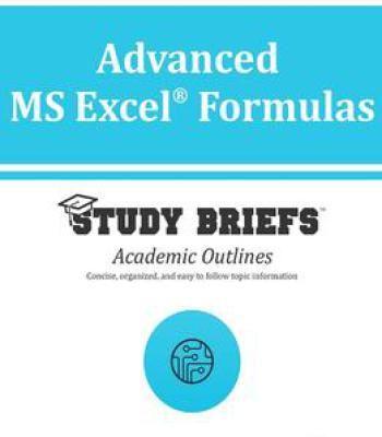 Advanced Ms Excel Formulas PDF Software Pinterest Software - software testing spreadsheet template