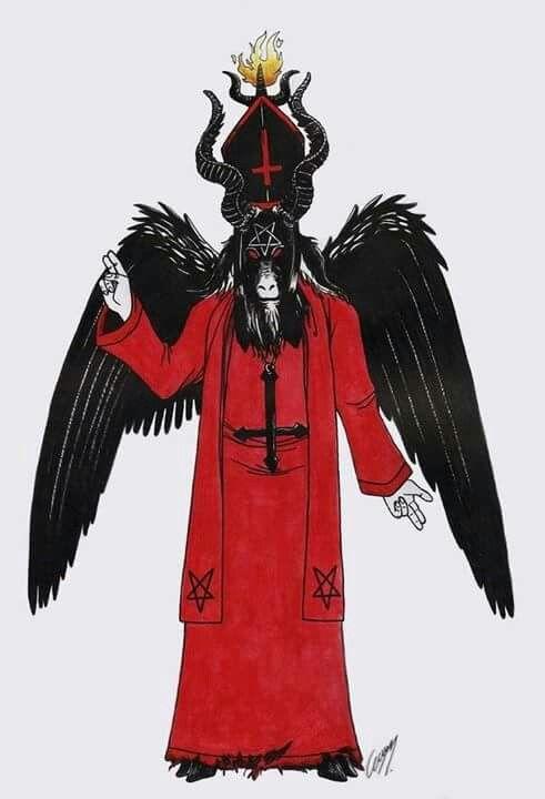 Ave Satanas 666