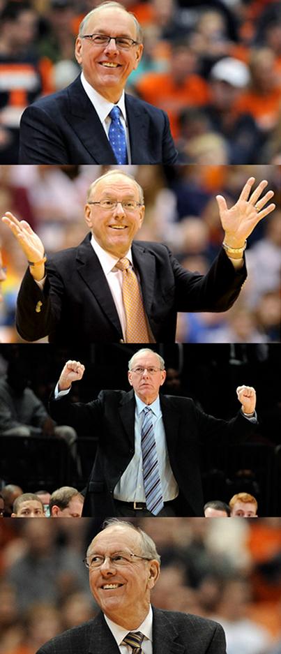 Congratulations To Syracuse Orange Men S Basketball Coach Jim