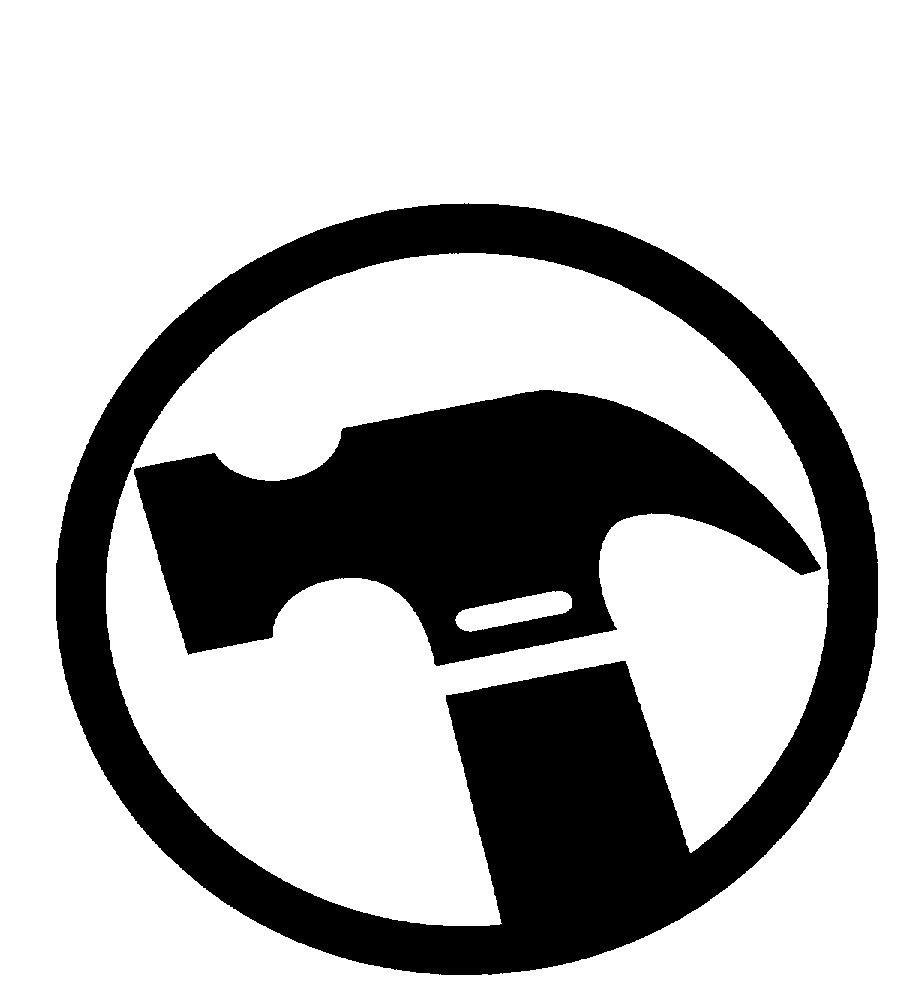 Elegant Chef Logo: Hammer Logo , Logo Clipart, Logos