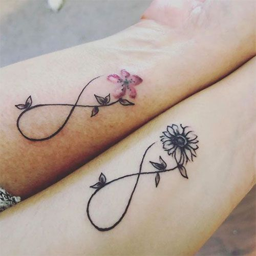 101 Cute Mother Daughter Tattoos Meaningful Tattoo Ideas 2020
