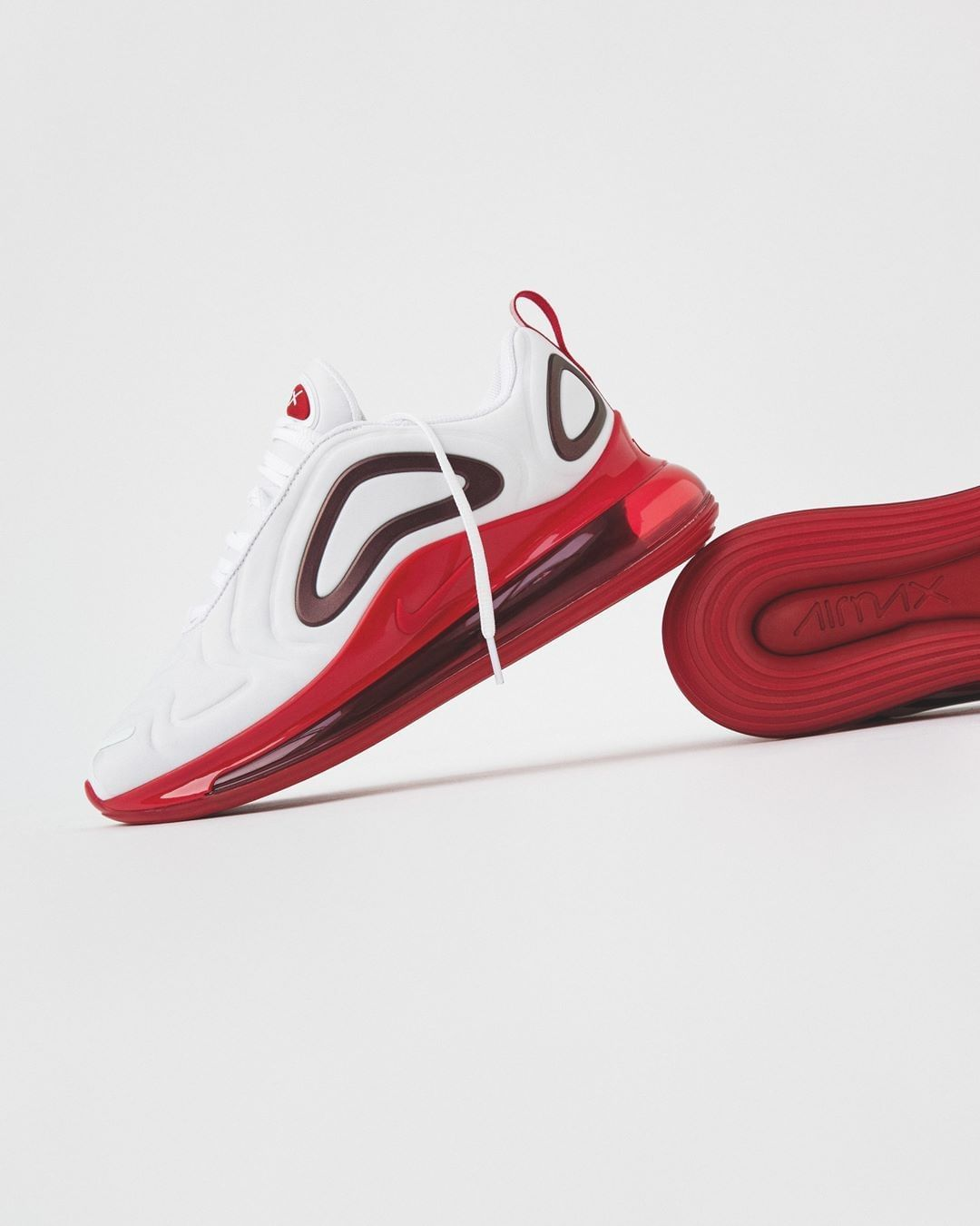 high fashion thoughts on hot products NEW! Nike Wmns Air Max 720  - How about the red Air-Unit ...
