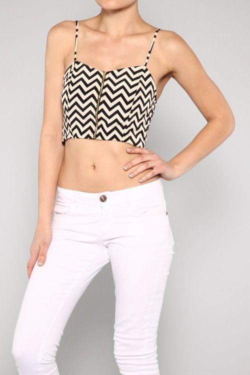 Missoni Crop Top #sale #wholesale #dress #summer #save