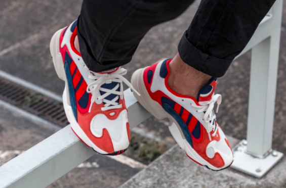 6f8b486010bbe7 The adidas Yung-1 Releases This Week The brand new adidas Yung-1 is