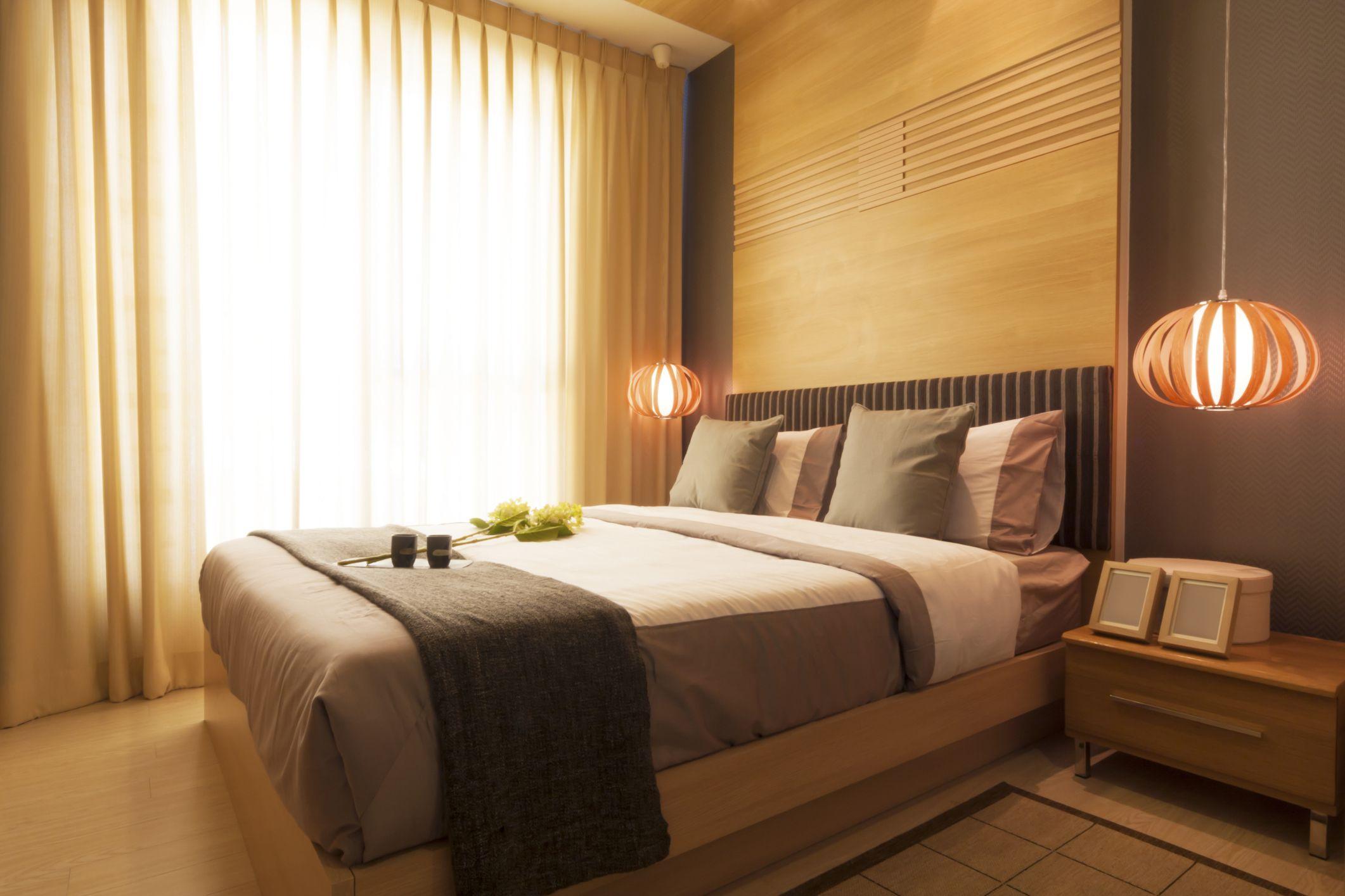 How to Make a Zen Bedroom on a Budget Zen bedroom