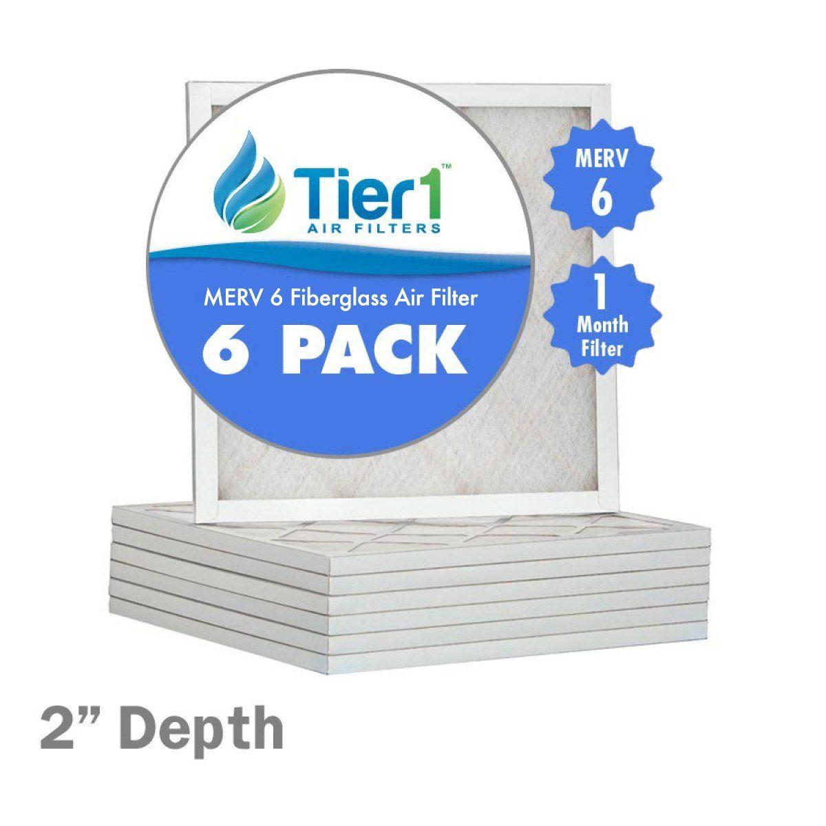 30x30x2 basic merv 6 air filterfurnace filter replacement